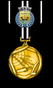 I Torneio de Arco e Flecha de Lisboa_ouro