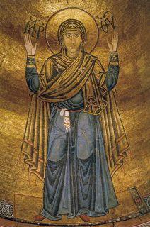 Icone da Igreja de Santa Sofia de Kiev - Ucrânia