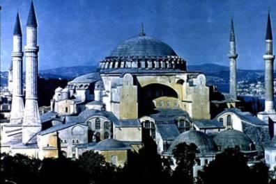 Igraja de Santa Sofia - Constantinopla