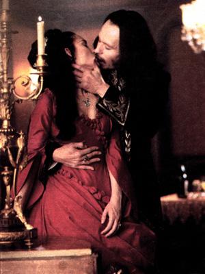 Cena de Drácula de Bram Stoker