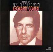 capa de Songs of Leonard Cohen