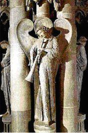 Pilar dos Anjos, Catedral de Estrasburgo