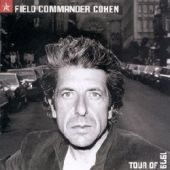 capa do disco Field Commander Cohen - Tour of 1979