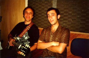 Fabio e Gregor