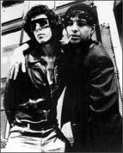 Martin Rev e Alan Vega