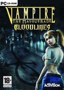Vampire Masquerade Bloodlines