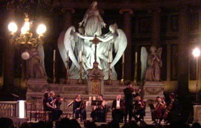 Apresentação do Concerto
