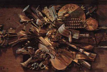 Instrumentos barrocos