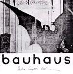 capa do single Bela Lugosi's Dead