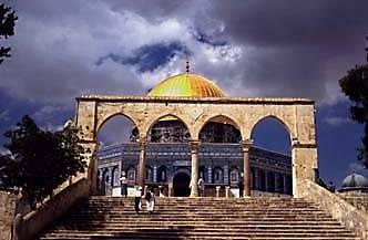 Domo da Rocha - Jerusalém