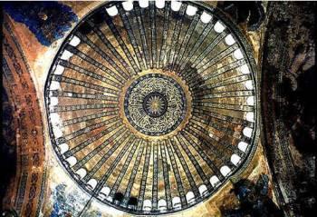 Santa Sofia de Constantinopla - Cúpula