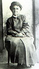 Camille Claudel no Hospital de Montdevergues em 1929