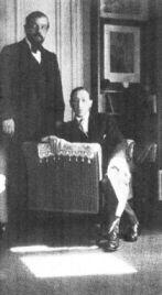 Claude Debussy e Stravinsky