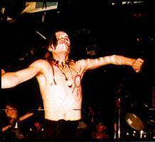 Ian nos tempos de The Southern Death Cult