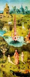 O jardim das delícias de Bosch