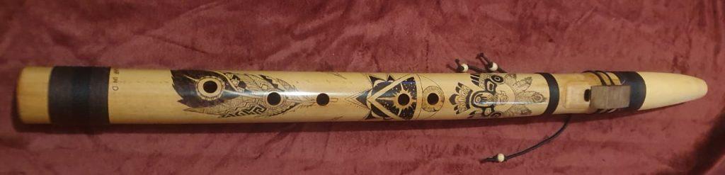 flauta naf