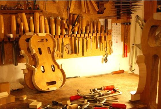 luthierias