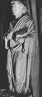 Escultura Gótica - Saint John