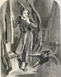 The Raven - Tenniel